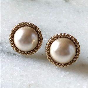 """Kate Spade """"Seaport"""" Earrings"""